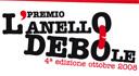 Premio L'ANELLO DEBOLE 2008